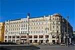 Russia,Moscow. The National Hotel. Stock Photo - Premium Rights-Managed, Artist: AWL Images, Code: 862-03361059