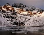 Loch Toll an Lochain,An Teallach. Stock Photo - Premium Rights-Managed, Artist: AWL Images, Code: 862-03361395