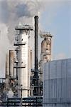 Oil Refinery. Edmonton, Alberta, Canada Stock Photo - Premium Rights-Managed, Artist: John Lee, Code: 700-03361663