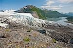 Scenic view of Shoup Glacier and Upper Shoup Bay in the Shoup Bay State Marine Park, Prince William Sound, Alaska Stock Photo - Premium Rights-Managed, Artist: AlaskaStock, Code: 854-03362448