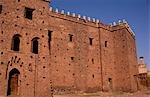 The part-ruined Glaoui kasbah at Telouet Stock Photo - Premium Rights-Managed, Artist: AWL Images, Code: 862-03364566