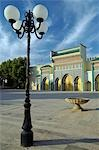 The main gate of the Royal Palace in Fez,Morocco. Stock Photo - Premium Rights-Managed, Artist: AWL Images, Code: 862-03364627
