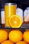 Orange juice for sale in the Djemaa el Fna.