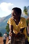 Gur, Mozambique. mozambique boy Stock Photo - Premium Rights-Managed, Artist: AWL Images, Code: 862-03364998