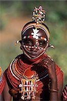 A young Laikipiak Maasai girl. Stock Photo - Premium Rights-Managednull, Code: 862-03365986