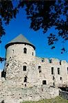 Medieval Town within Gauja National Park. The Ruins of Cesis Castle Residence of the Master of Livonian Order in 1237 Stock Photo - Premium Rights-Managed, Artist: AWL Images, Code: 862-03367111