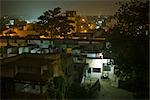 Overview of Makapura, Vadodara at night, India Stock Photo - Premium Rights-Managed, Artist: Matt Brasier, Code: 700-03368733