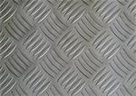 Repetitive pattern on metal plate, close-up, full frame Stock Photo - Premium Royalty-Free, Artist: Raimund Linke, Code: 695-03380816
