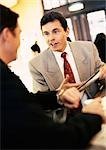 Businessmen discussing Stock Photo - Premium Royalty-Free, Artist: Beyond Fotomedia, Code: 695-03382915