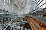 Tokyo International Forum, Tokyo, Kanto Region, Honshu, Japan Stock Photo - Premium Rights-Managed, Artist: Rudy Sulgan, Code: 700-03392395