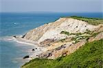 Gay Head Cliffs, Aquinnah, Martha's Vineyard, Massachusetts, USA Stock Photo - Premium Royalty-Free, Artist: Michael Eudenbach, Code: 600-03392449