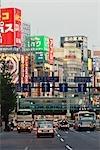 Shinjuku District, Tokyo, Kanto Region, Honshu, Japan
