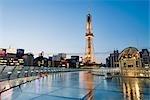 Nagoya TV Tower and Oasis 21 Complex, Nagoya, Aichi Prefecture, Chubu Region, Honshu, Japan