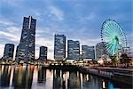 Landmark Tower, Minato Mirai 21, Yokohama, Kanagawa, Kanto Region, Honshu, Japan Stock Photo - Premium Rights-Managed, Artist: Rudy Sulgan, Code: 700-03392443