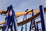 Roller Coaster at Dorney Park, Allentown, Pennsylvania, USA Stock Photo - Premium Rights-Managed, Artist: Michael Eudenbach, Code: 700-03392484