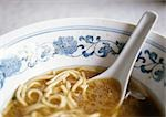 Bowl of noodles, close-up Stock Photo - Premium Royalty-Free, Artist: Oriental Touch           , Code: 696-03399260