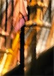Stained-glass window, blurred, close-up Stock Photo - Premium Royalty-Freenull, Code: 696-03399422
