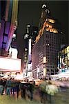 Nightlife scene on Broadway near Times Square in New York City Stock Photo - Premium Royalty-Free, Artist: Garry Black, Code: 696-03402929