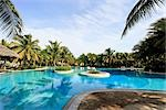 View of Swimming Pool,  Varadero, Cuba Stock Photo - Premium Rights-Managed, Artist: Jean-Yves Bruel, Code: 700-03403626
