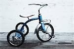 Tricycle Stock Photo - Premium Rights-Managed, Artist: SEED9, Code: 700-03403884
