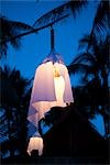 Close-up of Lights at Night, Ko Samui, Thailand Stock Photo - Premium Rights-Managed, Artist: Frank Rossbach, Code: 700-03403934
