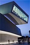 Exterior of MAXXI at Dusk, Rome, Italy Stock Photo - Premium Rights-Managed, Artist: Siephoto, Code: 700-03404325