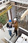 Architects at Construction Site Stock Photo - Premium Rights-Managed, Artist: Uwe Umstätter, Code: 700-03406301