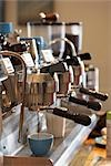 Espresso Machine Stock Photo - Premium Royalty-Free, Artist: Michael Mahovlich, Code: 600-03406495