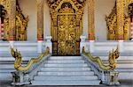 Wat Nong Sikhounmuang, Luang Prabang, Laos Stock Photo - Premium Rights-Managed, Artist: Jochen Schlenker, Code: 700-03407703