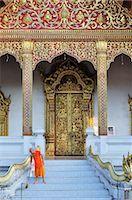 southeast asian - Wat Nong Sikhounmuang, Luang Prabang, Laos Stock Photo - Premium Rights-Managednull, Code: 700-03407733