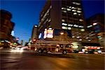Firetruck on City Street, Toronto, Ontario, Canada Stock Photo - Premium Rights-Managed, Artist: Rommel, Code: 700-03407935