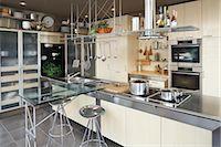 Luxury Kitchen Stock Photo - Premium Rights-Managednull, Code: 700-03407943