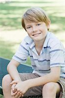 Portrait of Boy Stock Photo - Premium Rights-Managednull, Code: 700-03408042