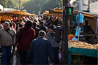 Market, Paris, Ile-de-France, France Stock Photo - Premium Rights-Managednull, Code: 700-03408061