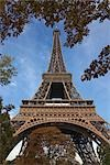 Eiffel Tower, Paris, Ile-de-France, France