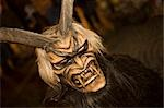 Austrian Schiachperchten at Krampus Festival, Ebenau, Salzburg Land, Salzburg, Austria Stock Photo - Premium Rights-Managed, Artist: Bettina Salomon, Code: 700-03439105