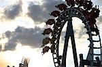Rollercoaster, Paramount Canada's Wonderland, Ontario, Canada Stock Photo - Premium Rights-Managed, Artist: Rommel, Code: 700-03443841