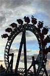Rollercoaster, Paramount Canada's Wonderland, Ontario, Canada Stock Photo - Premium Rights-Managed, Artist: Rommel, Code: 700-03443842