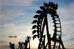 Rollercoaster, Paramount Canada's Wonderland, Ontario, Canada Stock Photo - Premium Rights-Managed, Artist: Rommel, Code: 700-03443843