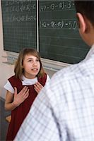 student fighting - Student Arguing With Teacher Stock Photo - Premium Rights-Managednull, Code: 700-03445114