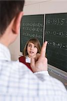 student fighting - Student Arguing With Teacher Stock Photo - Premium Rights-Managednull, Code: 700-03445115