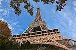 Eiffel Tower, Paris, France Stock Photo - Premium Rights-Managed, Artist: Damir Frkovic, Code: 700-03445231