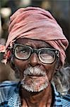 Portrait of Man, Near Maduai, India Stock Photo - Premium Rights-Managed, Artist: Edward Pond, Code: 700-03445338