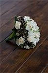 Still Life of Bridal Bouquet Stock Photo - Premium Royalty-Free, Artist: Siephoto, Code: 600-03445552
