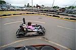 Girl Driving Go-Cart Stock Photo - Premium Rights-Managed, Artist: Mark Downey, Code: 700-03445625