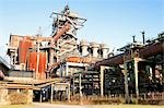 Smelting Structures at Landschaftspark Duisburg-Nord, Duisburg, North Rhine-Westphalia, Germany Stock Photo - Premium Rights-Managed, Artist: F. Lukasseck, Code: 700-03445790