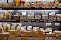 Cheese Shop, Paris, Ile-de-France, France Stock Photo - Premium Rights-Managednull, Code: 700-03445906
