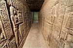 Hallway with Hieroglyphs, Abydos, Egypt Stock Photo - Premium Rights-Managed, Artist: Mark Downey, Code: 700-03445927