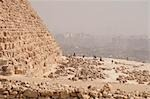View of Cairo from Pyramid, Giza, Egypt Stock Photo - Premium Rights-Managed, Artist: Mark Downey, Code: 700-03445957