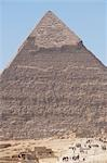 Pyramid of Khafre, Giza, Egypt Stock Photo - Premium Rights-Managed, Artist: Mark Downey, Code: 700-03445963